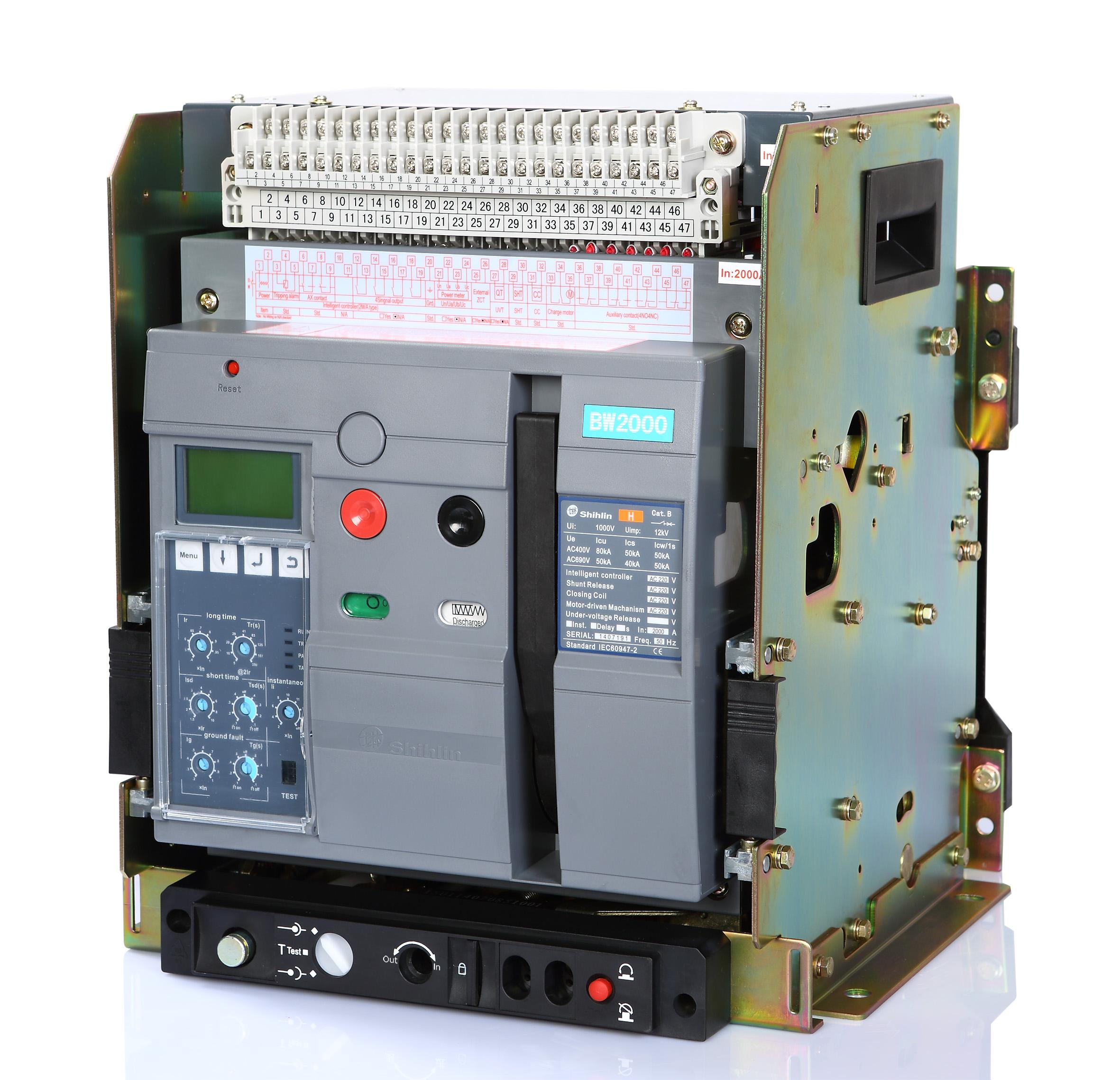 Shihlin Electric disyuntor de circuito de aire