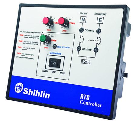 Shihlin Electric MCCB tipi ATS için ATS Disk Denetleyicisi