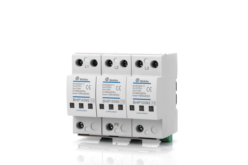 Shihlin Electric Aşırı Gerilim Koruyucu Cihaz BHP100M2
