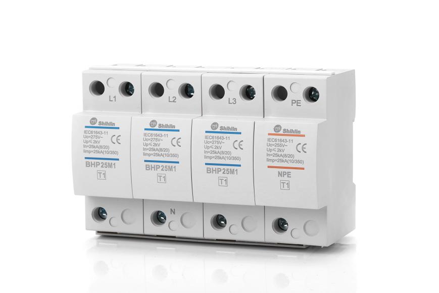 Dispositivo de proteção contra surtos Shihlin Electric BHP25M1