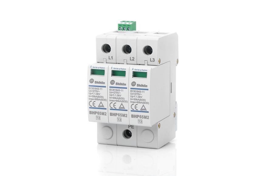 Shihlin Electric Dispositivo de proteção contra surtos BHP65M2