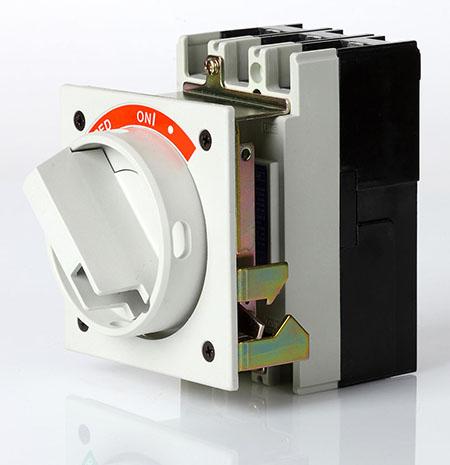 Shihlin Electric Aksesori untuk pemutus sirkuit kotak cetakan