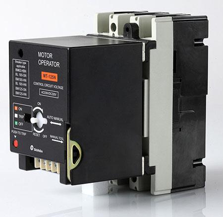Shihlin Electric Dispositivo de operação do motor MT
