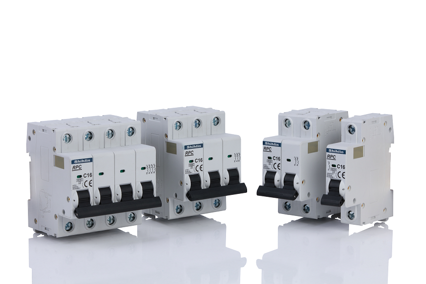 Shihlin Electric Bộ ngắt mạch thu nhỏ dòng RP