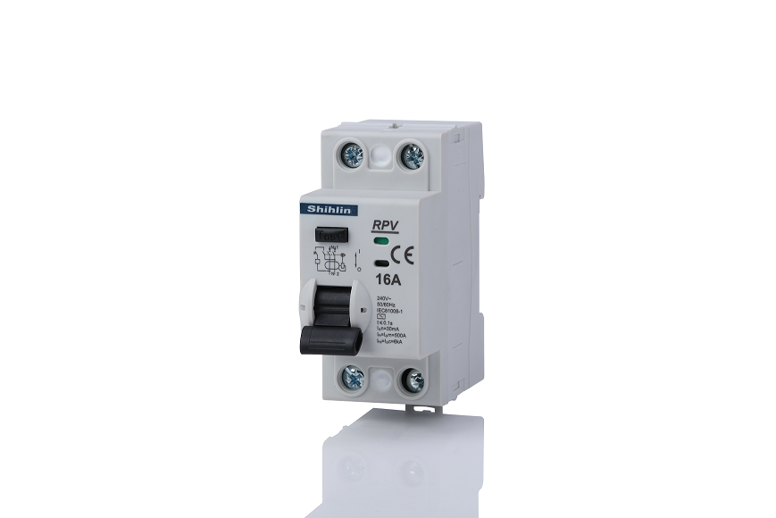 Shihlin Electric RPV Pemutus Sirkuit Arus Sisa
