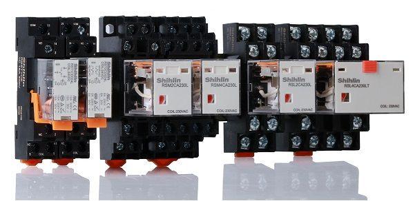 Shihlin Electric ريلاي سلسلة RS