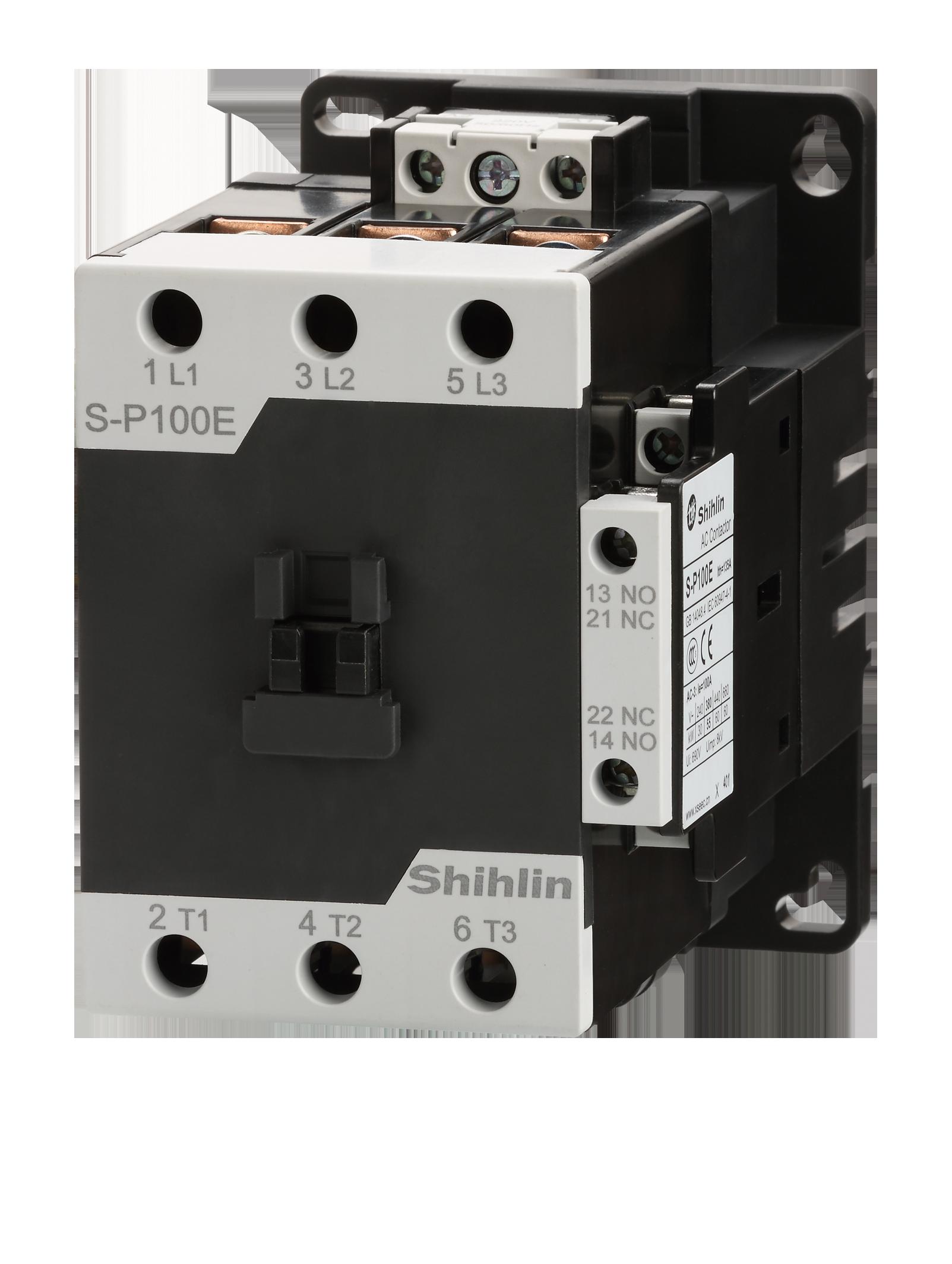 Shihlin Electric Công tắc tơ từ tính S-P100E