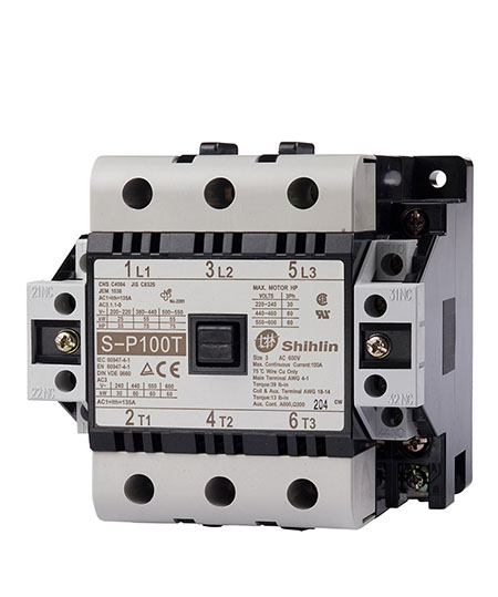 Shihlin Electric Magnetic Contactor S-P100T
