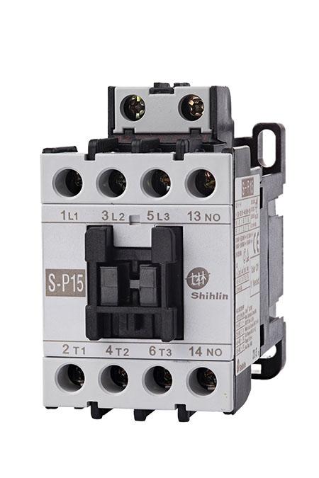 Shihlin Electric Contator Magnético Shihlin Electric S-P15