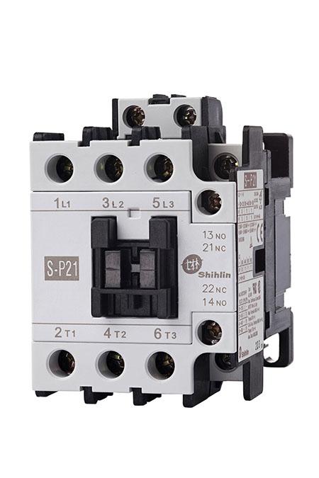 Shihlin Electric चुंबकीय संपर्ककर्ता S-P21