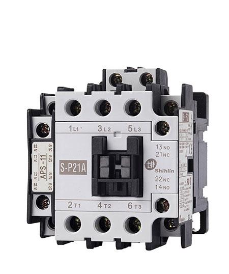 Shihlin Electric Manyetik Kontaktör S-P21A