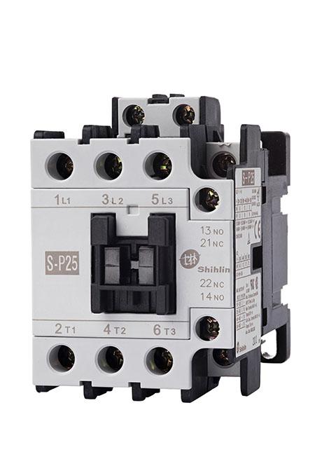 Contactor magnético Shihlin Electric S-P25