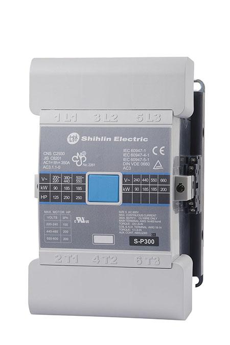 Contactor magnético Shihlin Electric S-P300