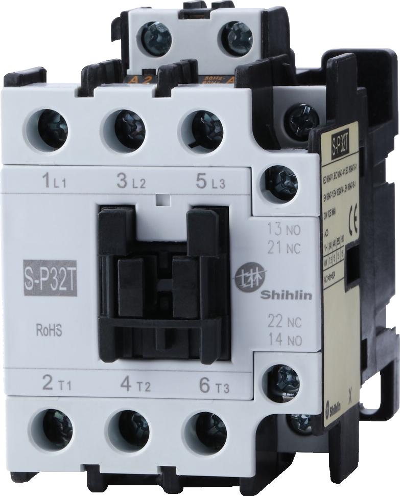 Shihlin Electric Contator Magnético Shihlin Electric S-P32T