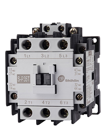 Shihlin Electric Contator Magnético Shihlin Electric S-P35T