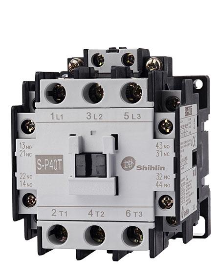 Shihlin Electric Contator Magnético Shihlin Electric S-P40T