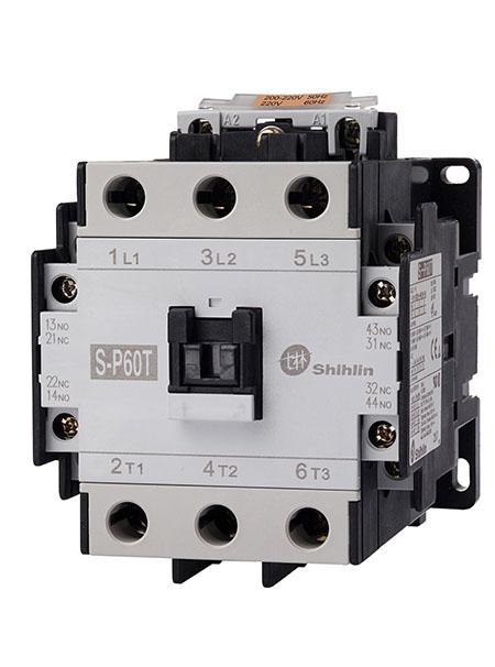 Shihlin Electric Kontaktor Magnetik S-P60T