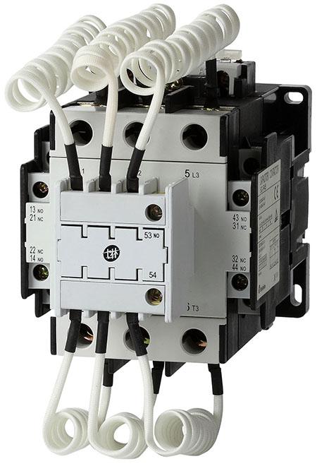 Shihlin Electric कैपेसिटर संपर्ककर्ता SC-P45