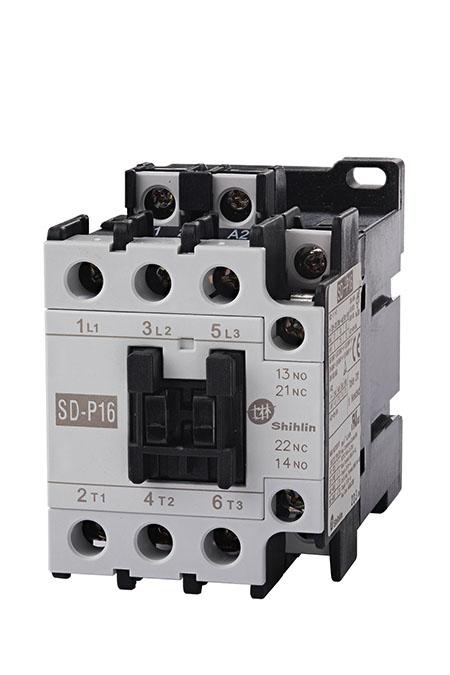 Shihlin Electric मैग्नेटिक कॉन्टैक्टर SD-P16
