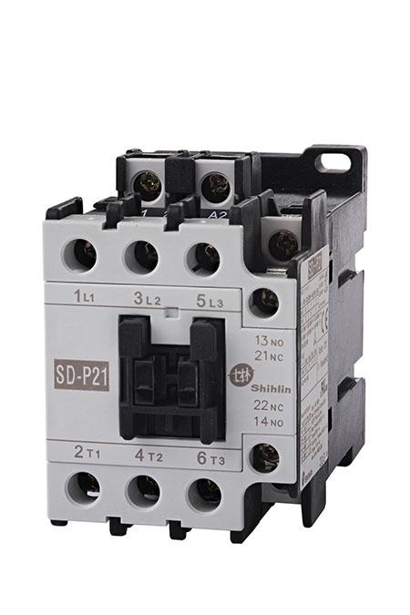 Shihlin Electric मैग्नेटिक कॉन्टैक्टर SD-P21