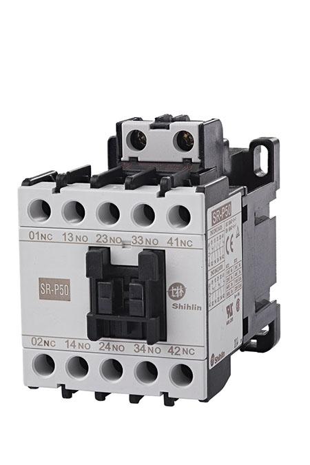 Shihlin Electric Manyetik Kontrol Röleleri SR-P50