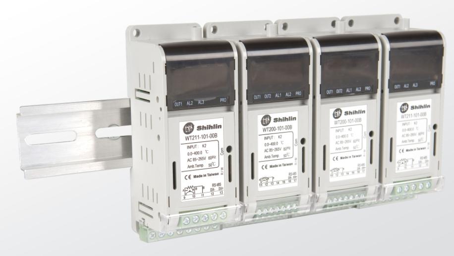 Shihlin Electric Controlador de temperatura SD Series
