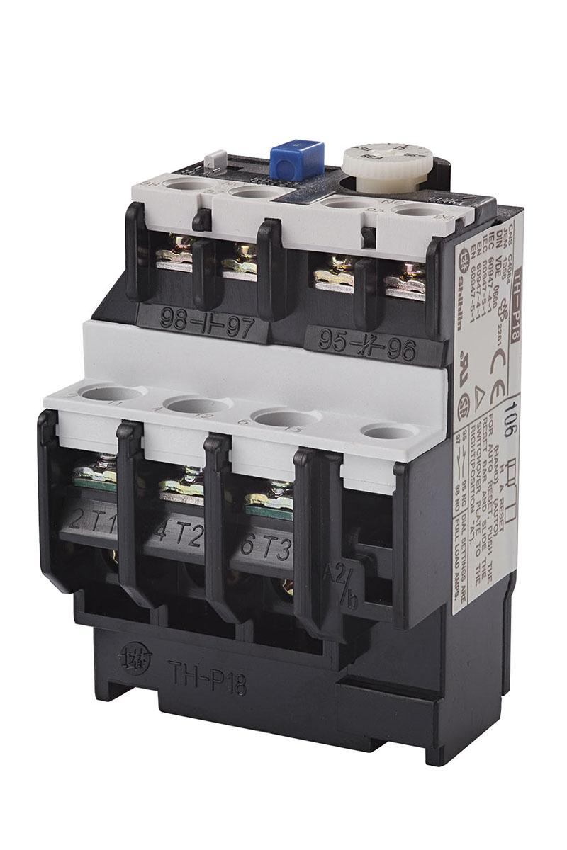 Shihlin Electric Relé de sobrecarga térmica TH-P18