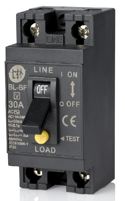 Shihlin Electric Safety Breaker BL-BF V
