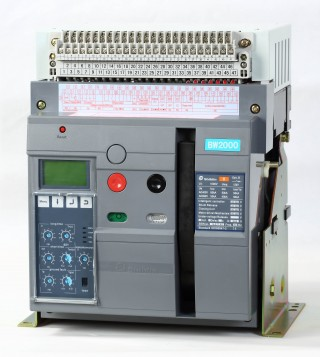 قاطع دارة الهواء - Shihlin Electric Air Circuit Breaker BW-2000