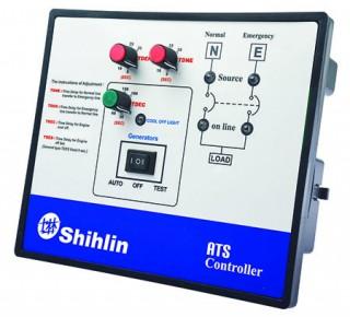 Otomatik Transfer Anahtarı ATS Disk Denetleyicisi - Shihlin Electric MCCB tipi ATS için ATS Disk Denetleyicisi