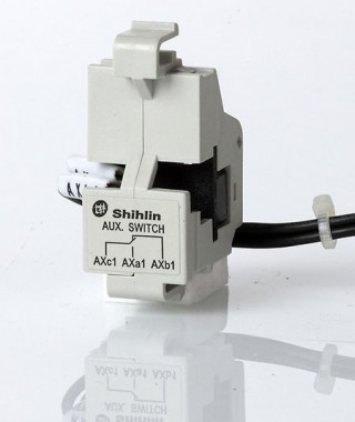 Liên lạc phụ trợ - Shihlin Electric Liên hệ phụ trợ AX