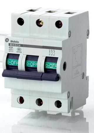 Interruptor de desconexão - Shihlin Electric Desligue o interruptor BHG