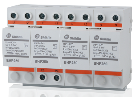 Perangkat Pelindung Lonjakan - Shihlin Electric Perangkat Pelindung Lonjakan BHP250