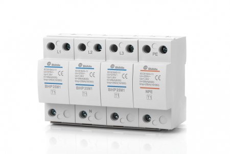 Perangkat Pelindung Lonjakan - Shihlin Electric Perangkat Pelindung Lonjakan BHP25M1