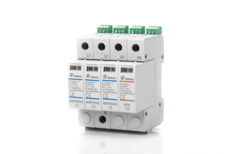 Perangkat Pelindung Lonjakan - Shihlin Electric Perangkat Pelindung Lonjakan BHP80M2