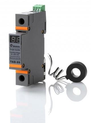 Bộ đếm thiết bị bảo vệ chống sét lan truyền - Shihlin Electric Bộ đếm thiết bị bảo vệ chống sét lan truyền TAD-99