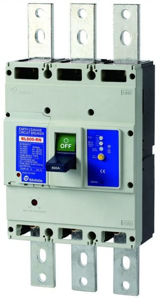 Earth Leakage Circuit Breaker - Shihlin Electric Earth Leakage Circuit Breaker BL800-RN