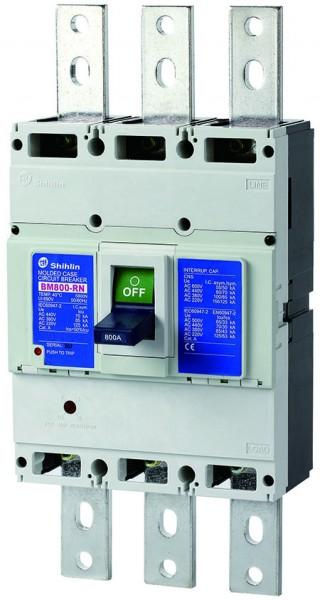 Molded Case Circuit Breaker - Shihlin Electric Moulded Case Circuit Breaker BM800-RN