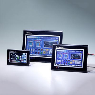 HMI de automação de fábrica - HMI