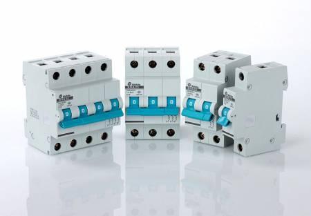 Bộ ngắt mạch thu nhỏ Loại Din-Rail - Shihlin Electric Tiêu chuẩn IEC loại cầu dao thu nhỏ của Châu Âu