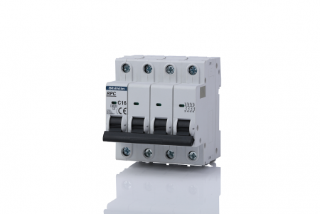 Miniature Circuit Breaker - Shihlin Electric Miniature Circuit Breaker RPC