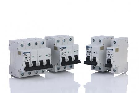 Miniature Curcuit Breaker RP Series - Shihlin Electric Disjuntor miniatura série RP