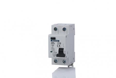 Disjuntor de corrente residual com proteção de sobrecorrente - Shihlin Electric Disjuntor de corrente residual com proteção de sobrecorrente RPL