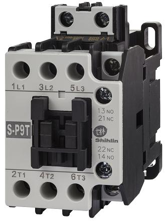 Contator Magnético - Shihlin Electric Contator Magnético S-P09T