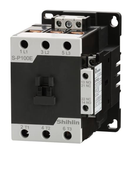 Contator Magnético - Shihlin Electric Contator Magnético S-P100E
