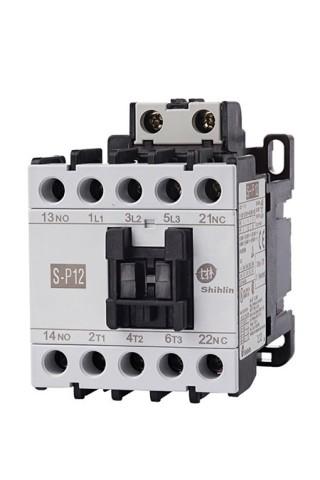 Contator Magnético - Shihlin Electric Contator Magnético S-P12