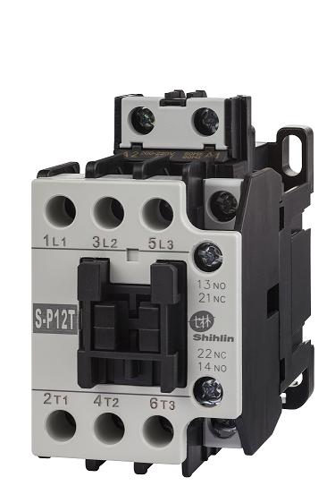 Contator Magnético - Shihlin Electric Contator Magnético S-P12T