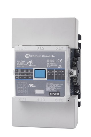 Manyetik kontaktör - Shihlin Electric Manyetik Kontaktör S-P200