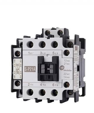 Contator Magnético - Shihlin Electric Contator Magnético S-P21A