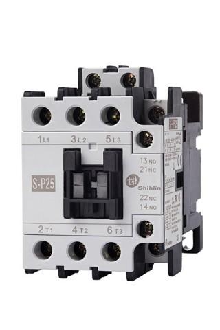 Contator Magnético - Shihlin Electric Contator Magnético S-P25
